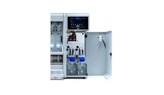 Auto extractor de fibras FIWE Advance - Seguro depósitos