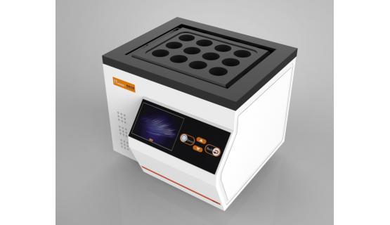 Instrumento programable que controla la temperatura y el tiempo