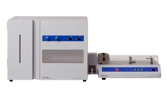 Analizador de Azufre y Halógeno Total TOX-300 + modulo inyección de por navecilla