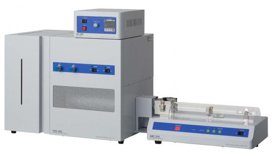 Analizador de Azufre y Halógeno Total TOX-300 + modulo inyección de gases