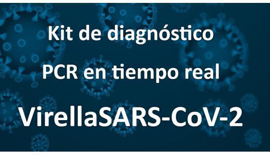 Kit de diagnóstico PCR en tiempo real Virella SARS-CoV-2