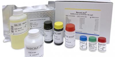 Kit ELISA para detección de anticuerpos neutralizantes title=