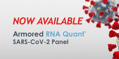 Armored RNA Quant® SARS-CoV-2 Panel title=